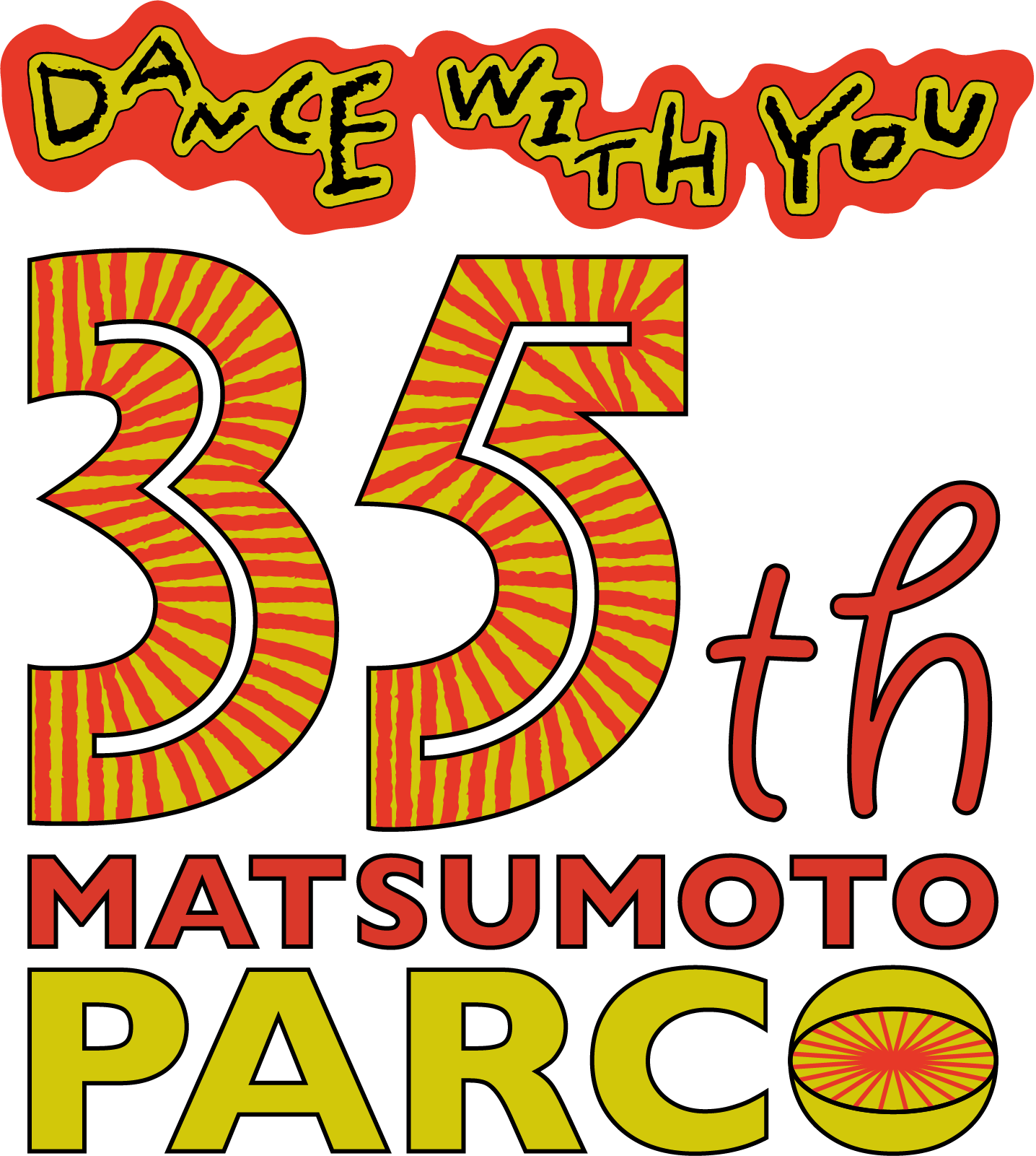DANCE WITH YOU 35th MATSUMOTO PARCO
